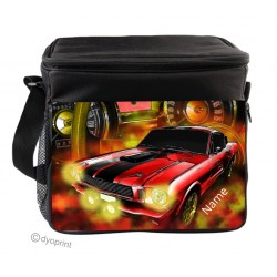 Personalised Insulated Cooler Bag - SK13 Red Hot