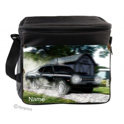 Personalised Insulated Cooler Bag - SK17 Black Charger