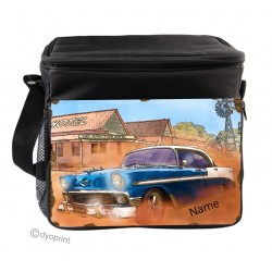 Personalised Insulated Cooler Bag - SK20 Blue Bellair