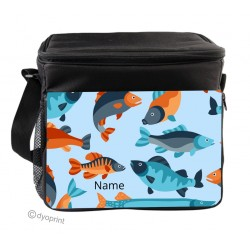 Personalised Insulated Cooler Bag - SK23 Fishing