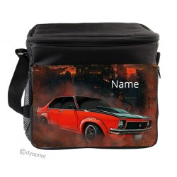 Personalised Insulated Cooler Bag - SK26 Red Torana