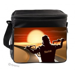 Personalised Insulated Cooler Bag - SK6 Sunset ride