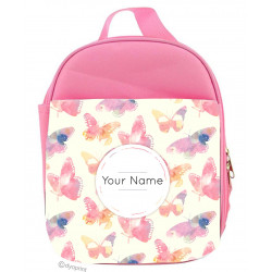 Personalised Kids Lunch Pack - LP15 Butterfly