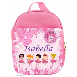 Personalised Kids Lunch Pack - LP18 Dance Ballerina