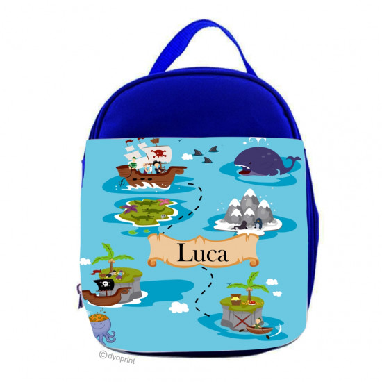 Personalised Kids Lunch Pack - LP4 Pirate
