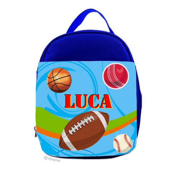 Personalised Kids Lunch Pack - LP5 Sport