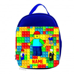Personalised Kids Lunch Pack - LP6 Blocks