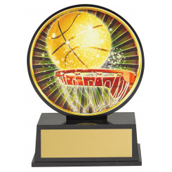 Basketball Trophy 115mm Vibe Series VB34