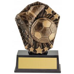 Soccer Trophy 120mm Cosmos Super Mini Series CSM04