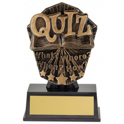 Quiz Trophy 120mm Cosmos Super Mini Series CSM06