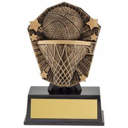 Basketball Trophy 120mm Cosmos Super Mini Series CSM34