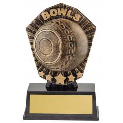 Bowls Trophy 120mm Cosmos Super Mini Series CSM83