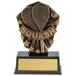 Squash Trophy 120mm Cosmos Super Mini Series CSM86