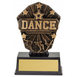 Dance Trophy 120mm Cosmos Super Mini Series CSM94