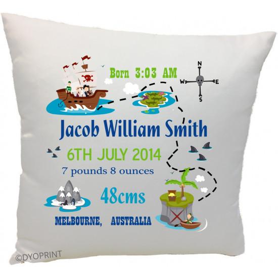 Birth Cushion BC10 Pirate