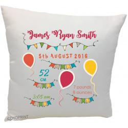 Birth Cushion BC25 Pennant Balloon
