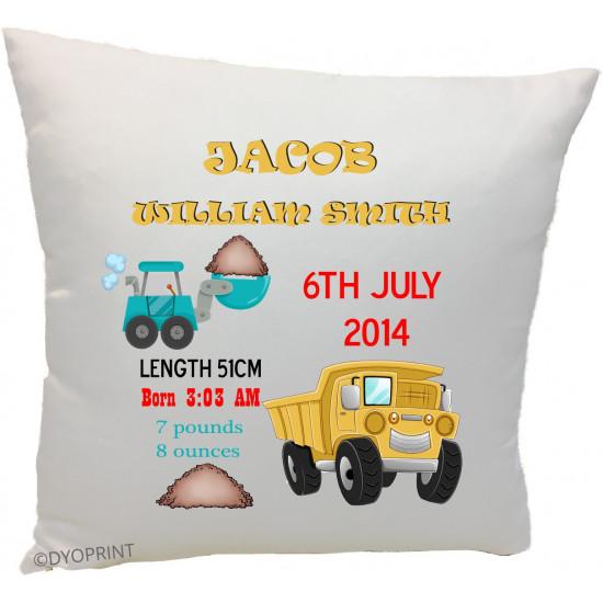 Birth Cushion BC28 Diggers