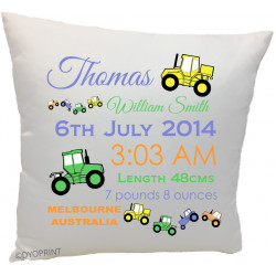 Birth Cushion BC6 Tractor Truck