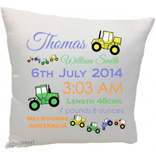 Birth Cushion BC6 Tractor Truck