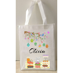 Personalised Enviro Tote Bag - e12 Easter Picnic