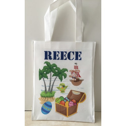 Personalised Enviro Tote Bag - e15 Easter Treasure