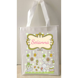 Personalised Enviro Tote Bag - e16 Easter Hunt