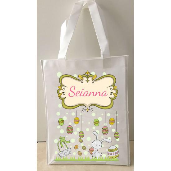 Personalised Enviro Tote Bag - e16 Easter Hunt