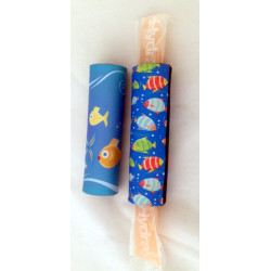 Fish Shark Marine Icy pole holder Personalised
