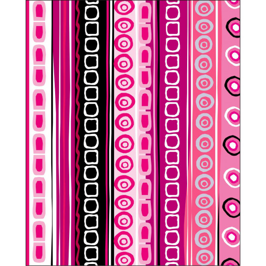Dots and stripe patterns Icy pole holder Personalised