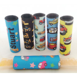 Cars Planes Automobiles Icy pole holder Personalised