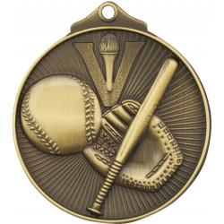 Baseball Softball Medal - Sunraysia Series - MD903