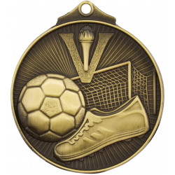 Soccer Medal - Sunraysia Series - MD904