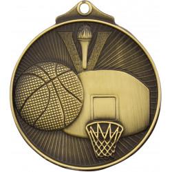 Basketball Medal - Sunraysia Series - MD907