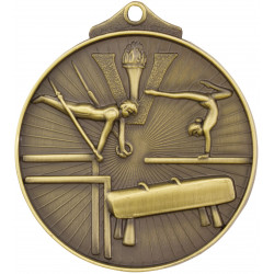 Gymnastics Medal - Sunraysia Series - MD914