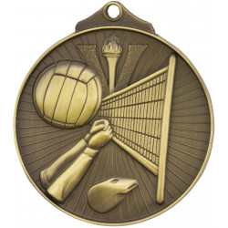 Vollyball Medal - Sunraysia Series - MD915