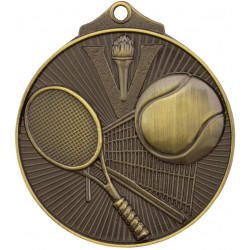 Tennis Medal - Sunraysia Series - MD918