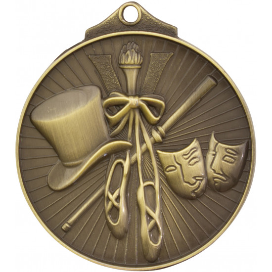 Dance Medal - Sunraysia Series - MD932
