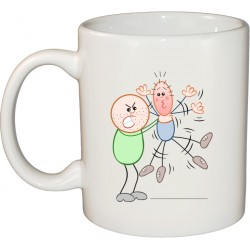 Ceramic Mug - I Love Mondays
