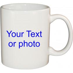 Ceramic Mug - Mrs Always Right