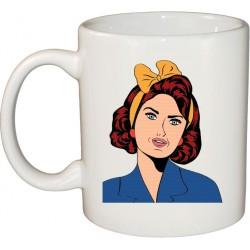 Ceramic Mug - Vintage WTF