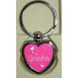 Personalised Metal KEY RING - Your photo text gift