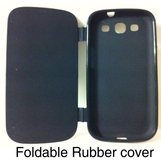 Personalised Samsung Galaxy S3 i9300 Foldable Rubber cover