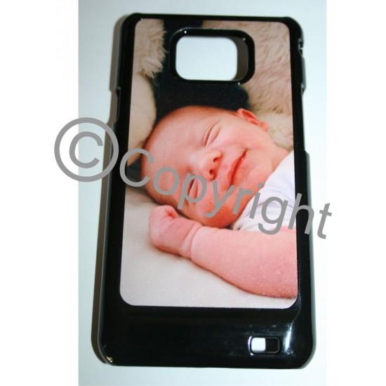 Personalised CASE Samsung Galaxy S2 i9100 SII Custom HARD Phone