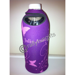 Personalised Drink Bottle Holders - 600ml loop over