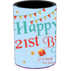 Personalised stubby holder coolers STUB1