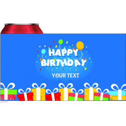 Personalised stubby holder coolers STUB3