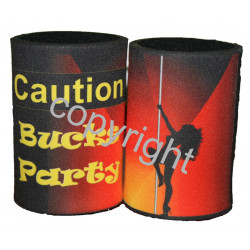 15 x Personalised stubby holder can coolers - FREE POST