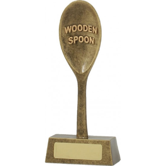 The Wooden Spoon Trophy A1448